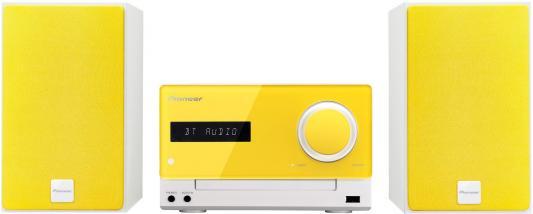 цена на Микросистема Pioneer X-CM35-Y 30Вт желтый
