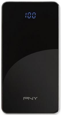 Внешний аккумулятор PNY PowerPack HD5000 черный P-B5000-12HDK01-RB