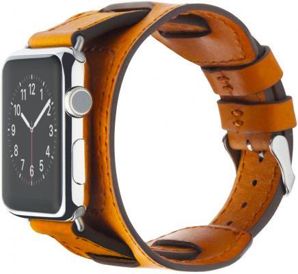 Ремешок Cozistyle CWLB18 42mm коричневый ремешок cozistyle cwlb18 для часов apple watch 42мм коричневый