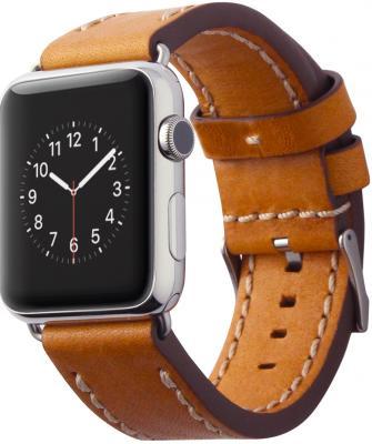 все цены на Ремешок Cozistyle CLB018 для часов Apple Watch 42мм коричневый онлайн