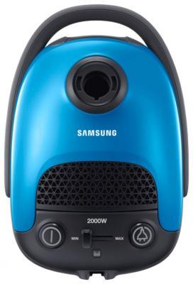 Пылесос Samsung SC20F30WCF сухая уборка бирюзовый