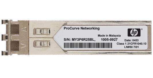 Трансивер HP X130 10G SFP+ LC LRM JD093B кабель hp x240 10g sfp sfp 0 65м jd095c