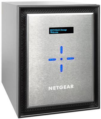 Сетевое хранилище NETGEAR RN526X00-100NES
