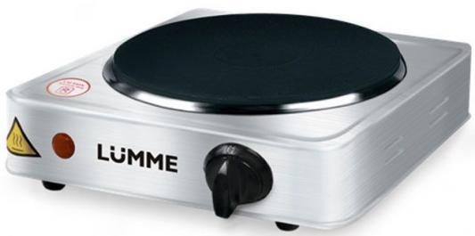 Электрическая плита Lumme LU-3606 серебристый