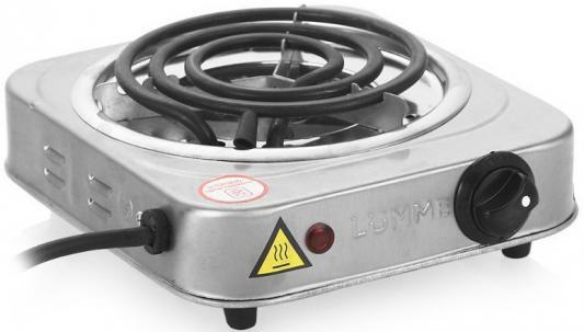 Электрическая плита Lumme LU-3605 серебристый