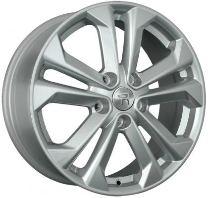 Диск Replay TY186 7xR17 5x114.3 мм ET45 Silver