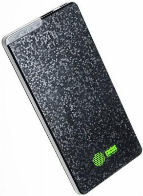 Портативное зарядное устройство Cactus CS-PBK3-8000BK 8000мАч черный