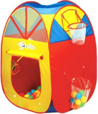 Игровая палатка Shantou Gepai с кольцом и корзиной, сумка 94768