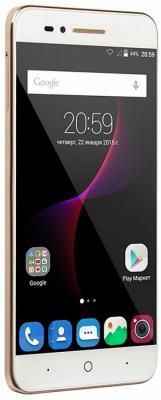 Смартфон ZTE Blade A610 золотистый 5 16 Гб LTE Wi-Fi GPS 3G смартфон apple iphone xs max золотистый 6 5 256 гб nfc lte wi fi gps 3g mt552ru a