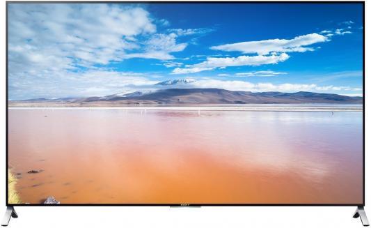 Телевизор SONY KD-65X9005C черный