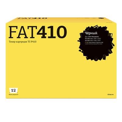 Фото - Картридж T2 CS-EXV33 для Panasonic KX-MB1500/1507/1520/1530/1536/1537 2500стр Черный картридж nv print kx fat400a7 для panasonic kx mb1500 1520 1530 1536rub