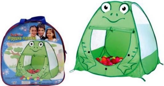 Игровая палатка Shantou Gepai Лягушонок 100*100*98см, сумка 941787