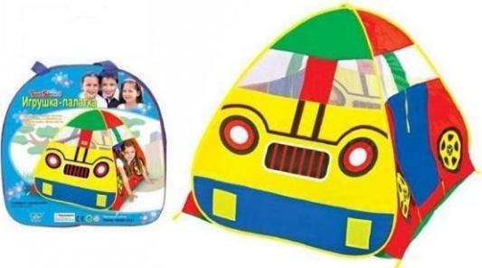 Игровая палатка Shantou Gepai Машина 125*105*112 см, сумка 941793