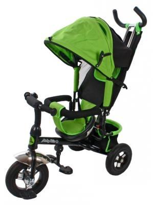 """Велосипед Moby Kids Comfort-2 10""""/8"""" зеленый"""
