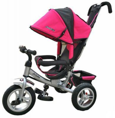 Велосипед Moby Kids Comfort-2 12*/10* розовый