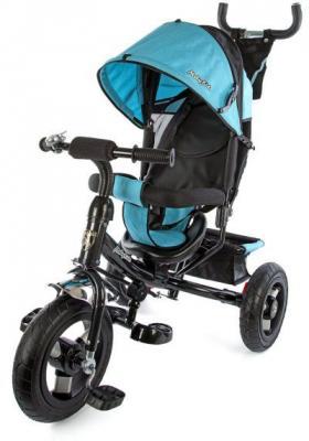 Велосипед Moby Kids Comfort-2 12*/10* голубой