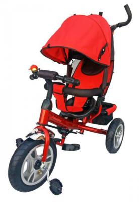 Купить Велосипед Hebei Ракета красный, Детские трехколесные велосипеды