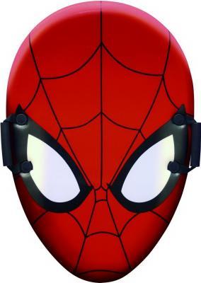 Ледянка 1Toy Marvel: Spider-Man до 70 кг пластик красный с плотными ручками Т58176 ледянка 1toy marvel spider man 54см кругл с плотн ручками универсальная