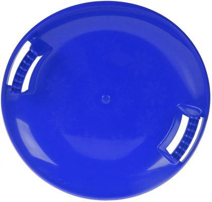 Санки-ледянка Пластик Тобоган детские до 50 кг пластик в ассортименте Пл-С 198