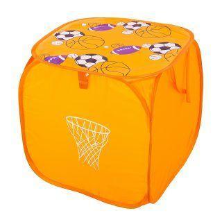 Корзина для игрушек Shantou Gepai Баскетбол 45*45cm J-138