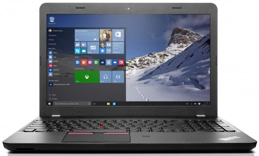 "Ноутбук Lenovo ThinkPad EDGE E560 15.6"" 1920x1080 Intel Core i5-6200U 20EV0034RT"