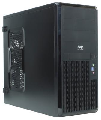Корпус ATX InWin PE689U3 Без БП чёрный корпус atx corsair carbide series clear 600c inverse black window без бп чёрный cc 9011079 ww
