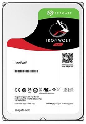 Жесткий диск 3.5 3Tb 5900rpm Seagate IronWolf SATAIII ST3000VN007 жесткий диск 3 5 3tb 5900rpm seagate ironwolf sataiii st3000vn007