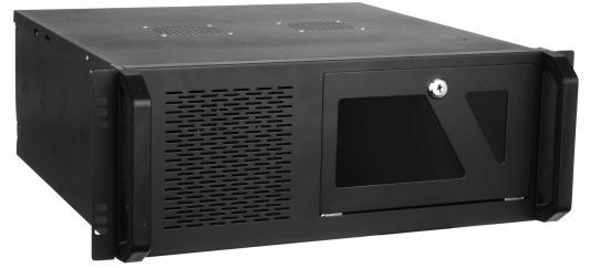 Серверный корпус 4U Exegate 4U4021S/4U480-06 Без БП чёрный EX254718RUS