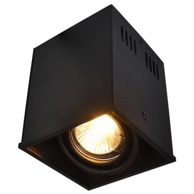 Потолочный светильник Arte Lamp Cardani A5942PL-1BK