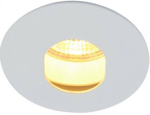 Встраиваемый светильник Arte Lamp Accento A3219PL-1WH встраиваемый спот точечный светильник arte lamp accento a3219pl 1ss