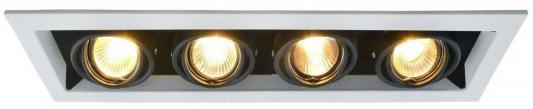 Купить Встраиваемый светильник Arte Lamp Cardani A5941PL-4WH