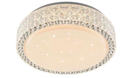Потолочный светодиодный светильник Citilux Кристалино CL705011
