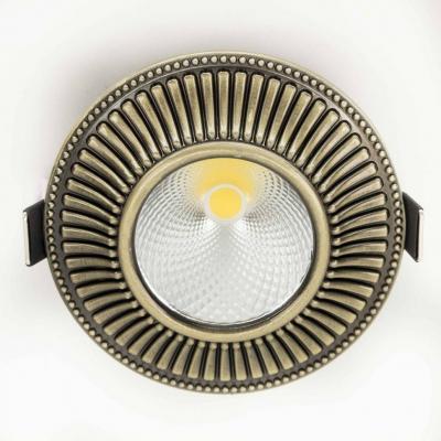 Встраиваемый светодиодный светильник Citilux Дзета CLD042W3 шорты дзета