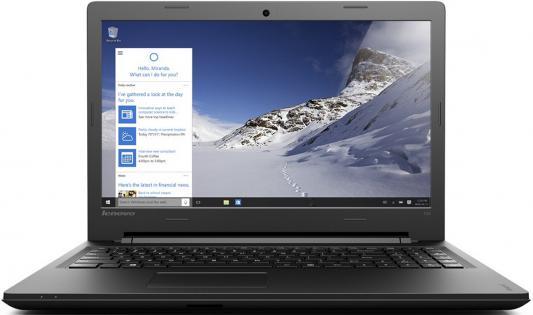 """Ноутбук Lenovo IdeaPad 100-15IBD 15.6"""" 1366x768 Intel Core i3-5005U 80QQ014URK"""