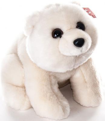 Мягкая игрушка Aurora Полярный Мишка текстиль белый 40 см