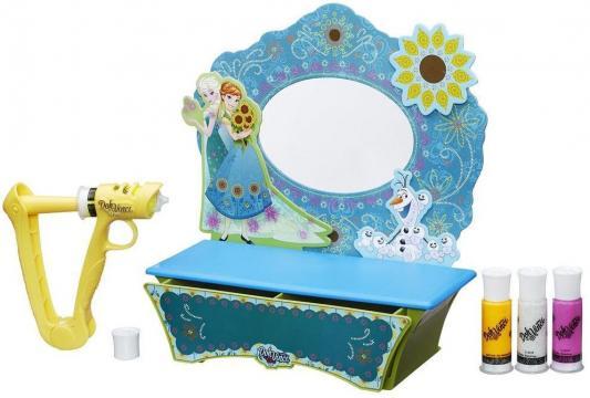 Набор для творчества Hasbro Doh Vinchi стильный туалетный столик B5512 + набор блестящих катриджей B0006