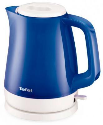 Чайник Tefal KO151430 2400 Вт синий 1.5 л пластик