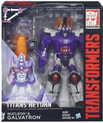 Игровой набор Hasbro TRANSFORMERS Трансформеры Дженерэйшнс: Войны Титанов Вояджер