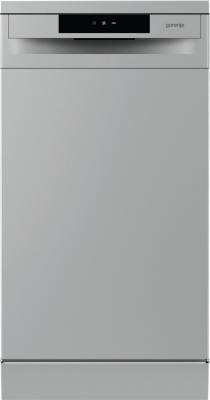 лучшая цена Посудомоечная машина Gorenje GS52010S серебристый