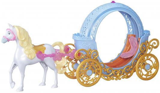 Игровой набор HASBRO Disney Princess трасформирующаяся карета Золушки 2 предмета