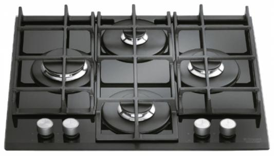 Варочная панель газовая Ariston 641 TQG /HA(BK) черный варочная панель газовая ariston pk 640 x серебристый