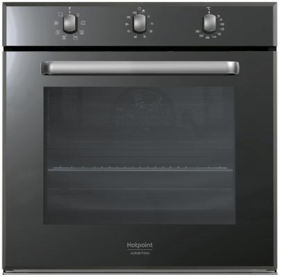 Электрический шкаф Ariston FID 834 H MR HA серый/черный
