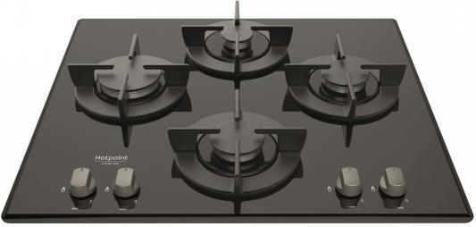 Картинка для Варочная панель газовая Ariston 641 DD/HA(BK) черный