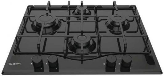 Варочная панель газовая Ariston PCN 642 /HA (BK) черный цена