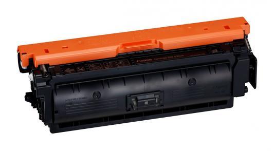 Картридж Canon 040 H Bk для Canon i-SENSYS LBP712Cx LBP710Cx чёрный12500стр принтер canon i sensys colour lbp653cdw лазерный цвет белый [1476c006]