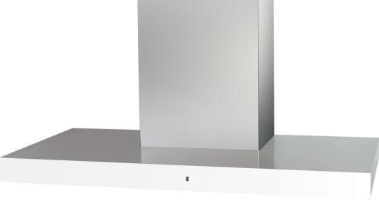 Вытяжка каминная Korting KHC 6770 GW белый цена 2017