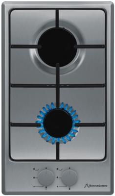 Варочная панель газовая Schaub Lorenz SLK GE3020 серебристый