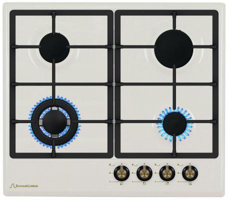 Варочная панель газовая Schaub Lorenz SLK GB6520 бежевый