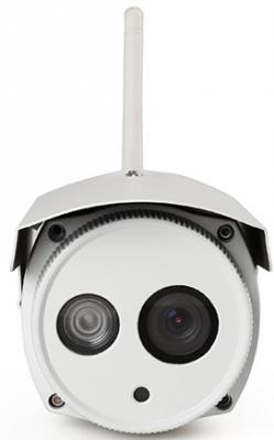 Видеокамера IP IVUE B1 2.8мм 1/2 H.264 RJ45 Wi-Fi ivue d5004 ahc d2 для дома и офиса 4 2 комплект видеонаблюдения