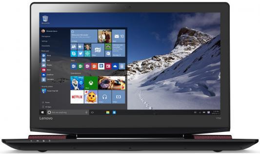 """все цены на Ноутбук Lenovo IdeaPad Y700-17ISK 17.3"""" 1920x1080 Intel Core i5-6300HQ 80Q0001BRK"""